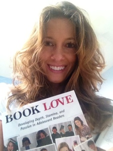BOOK LOVE by Penny Kittle is a book I refer to again & again for reading strategies!